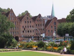 Landhaus Absalonshorst, Отели  Любек - big - 38