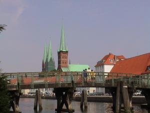 Landhaus Absalonshorst, Hotels  Lübeck - big - 37