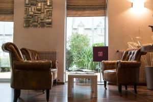 Brit Hotel Le Surcouf, Hotely  Saint Malo - big - 57