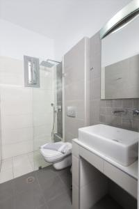 Korali Palace Hotel, Aparthotels  Naxos Chora - big - 11