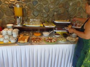 Angela Hotel, Hotely  Agia Marina Aegina - big - 87