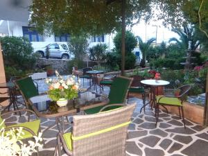 Angela Hotel, Hotely  Agia Marina Aegina - big - 86