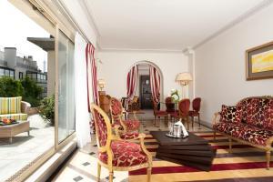 Majestic Hotel Spa, Szállodák  Párizs - big - 10