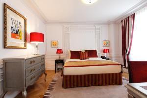 Majestic Hotel Spa, Szállodák  Párizs - big - 4