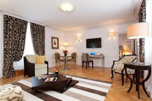 Majestic Hotel Spa, Szállodák  Párizs - big - 73