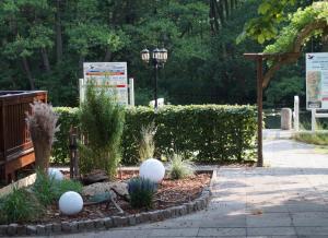 Landhaus Absalonshorst, Hotel  Lubecca - big - 26