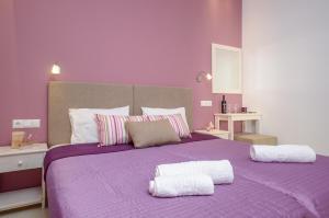 Panormos Hotel and Studios, Hotely  Naxos Chora - big - 57