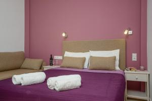 Panormos Hotel and Studios, Hotely  Naxos Chora - big - 56