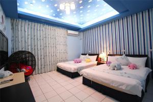 Hualien Dawan B&B, Bed & Breakfasts  Jian - big - 1
