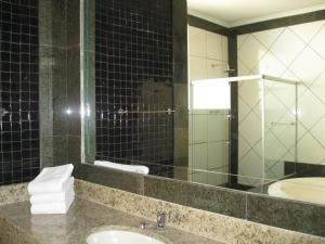 Hotel Green Hill, Hotel  Juiz de Fora - big - 9
