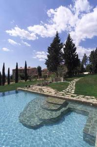 Antico Podere Marciano, Vidiecke domy  Barberino di Val d'Elsa - big - 12