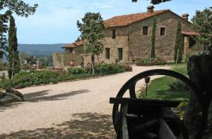 Antico Podere Marciano, Country houses  Barberino di Val d'Elsa - big - 17