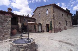 Antico Podere Marciano, Country houses  Barberino di Val d'Elsa - big - 18