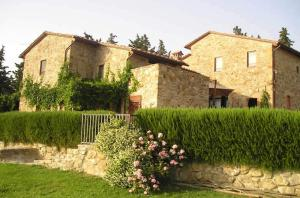 Antico Podere Marciano, Country houses  Barberino di Val d'Elsa - big - 22
