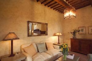 Antico Podere Marciano, Vidiecke domy  Barberino di Val d'Elsa - big - 23