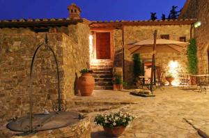 Antico Podere Marciano, Country houses  Barberino di Val d'Elsa - big - 26