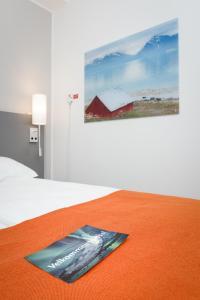 Pingvinhotellet UNN Tromsø, Szállodák  Tromsø - big - 14