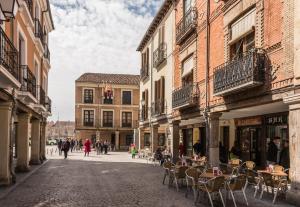 Apartment Alcalá de Henares Centro, Apartmanok  Alcalá de Henares - big - 22