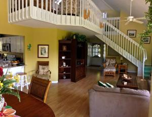 Kauai Vacation Home, Dovolenkové domy  Princeville - big - 14