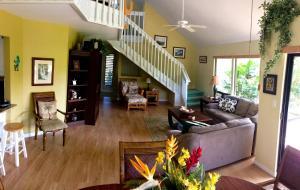 Kauai Vacation Home, Dovolenkové domy  Princeville - big - 16