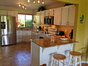 Kauai Vacation Home, Dovolenkové domy  Princeville - big - 18