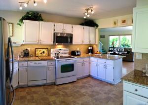 Kauai Vacation Home, Dovolenkové domy  Princeville - big - 21