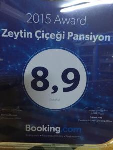Zeytin Çiçeği Pansiyon, Ubytování v soukromí  Geyikli - big - 1