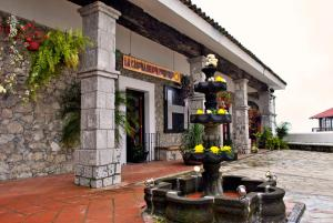 Hotel Boutique La Casona de Don Porfirio, Hotels  Jonotla - big - 94
