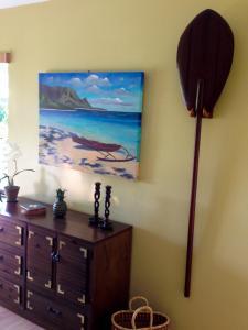Kauai Vacation Home, Dovolenkové domy  Princeville - big - 32
