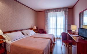 Hotel Savoia Thermae & Spa, Szállodák  Abano Terme - big - 6