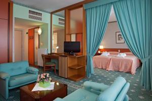 Hotel Savoia Thermae & Spa, Szállodák  Abano Terme - big - 7