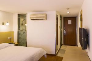 Motel Shanghai Minxing Road, Szállodák  Sanghaj - big - 31
