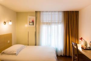 Motel Shanghai Minxing Road, Szállodák  Sanghaj - big - 24