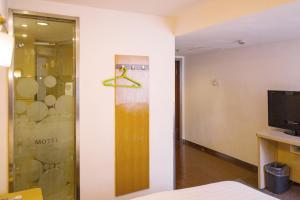 Motel Shanghai Minxing Road, Szállodák  Sanghaj - big - 22