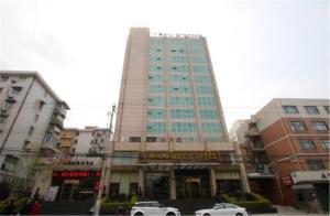Motel Shanghai Minxing Road, Szállodák  Sanghaj - big - 19