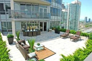 JJ Furnished Apartments Downtown Toronto: Entertainment District Element, Ferienwohnungen  Toronto - big - 16