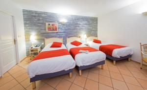 Hôtel Ariane, Hotely  Istres - big - 15