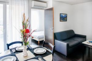 Résidence Foch, Apartmanhotelek  Lourdes - big - 30