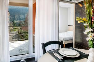 Résidence Foch, Apartmanhotelek  Lourdes - big - 27