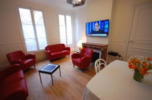 Apartment Jardin des Plantes garden, Ferienwohnungen  Paris - big - 1