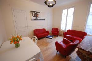 Apartment Jardin des Plantes garden, Ferienwohnungen  Paris - big - 7