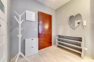 Aqua Marina Apartments, Apartmanok  Gdańsk - big - 4