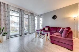 Aqua Marina Apartments, Apartmanok  Gdańsk - big - 16
