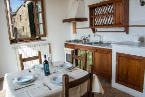 Agriturismo Torraiolo, Apartmanhotelek  Barberino di Val d'Elsa - big - 41