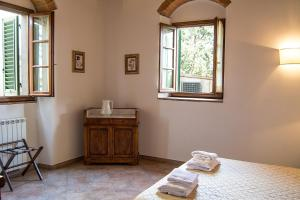 Agriturismo Torraiolo, Apartmanhotelek  Barberino di Val d'Elsa - big - 40
