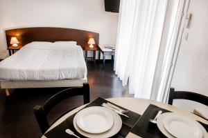 Résidence Foch, Apartmánové hotely  Lurdy - big - 63