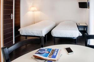Résidence Foch, Apartmánové hotely  Lurdy - big - 65