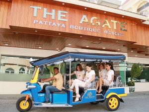 The Agate Pattaya Boutique Resort, Resorts  Pattaya South - big - 36