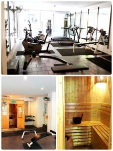 Diamond Suites Condo No.379/42, Apartmány  Pattaya South - big - 5