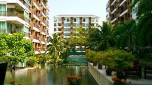 Diamond Suites Condo No.379/42, Apartmány  Pattaya South - big - 6